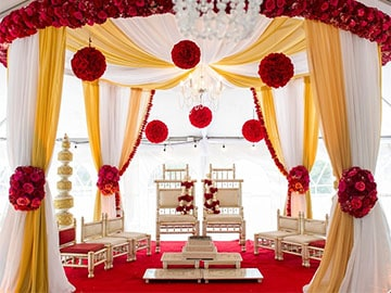 Bangalore's best wedding planners